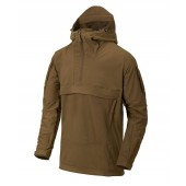 Kurtka Helikon Anorak MISTRAL Soft Shell - Mud Brown