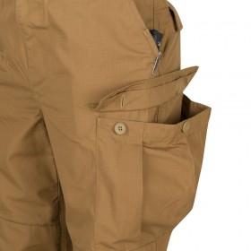 Spodnie BDU MK2 Helikon - Coyote