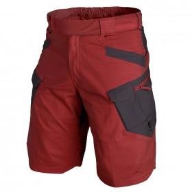 "Spodnie krótkie Helikon UTK  RipStop -  Crimson Sky / Ash Grey 11"""