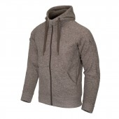 Bluza Helikon Covert Tactical Hoodie Melange Light Tan