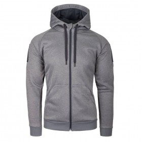 Bluza  Urban Tactical Hoodie Helikon-Tex Melange Black-Grey