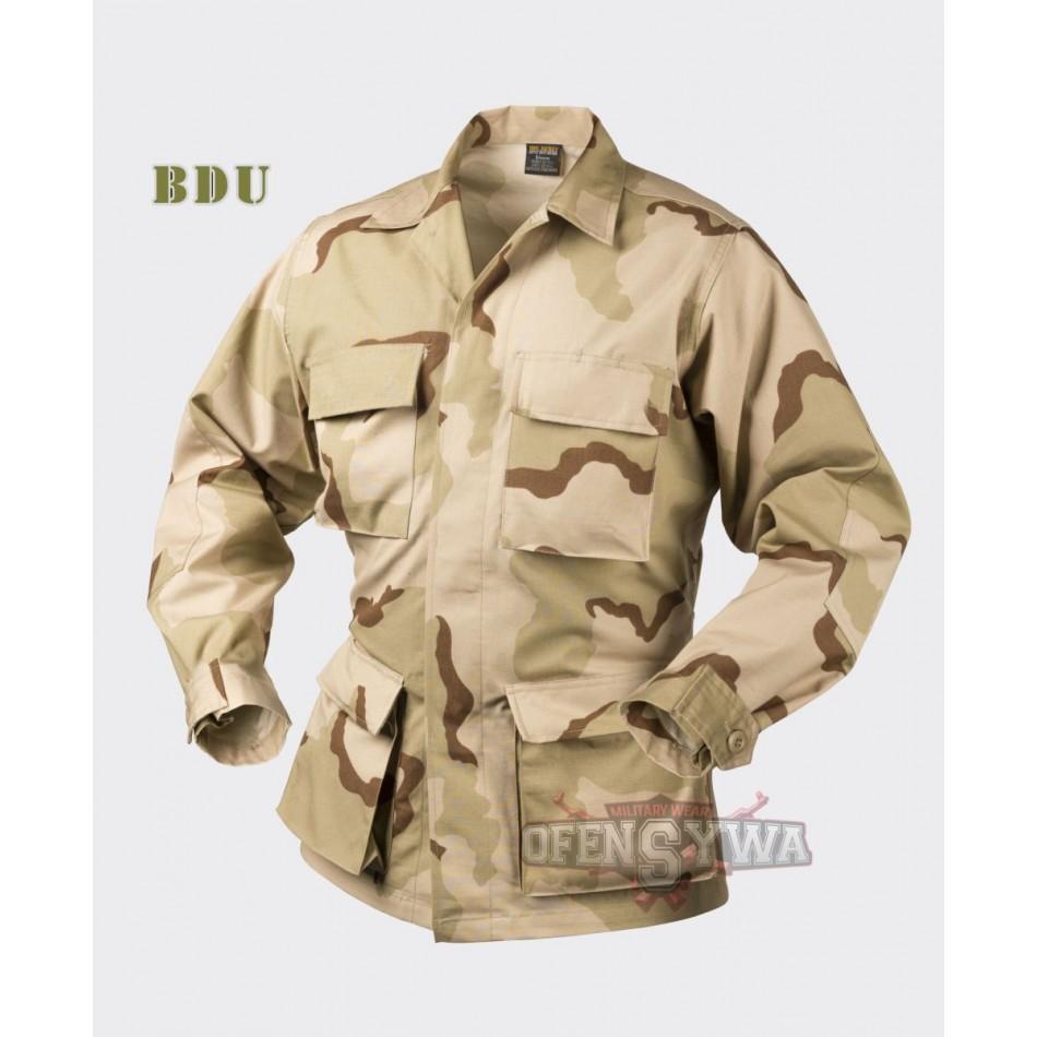 a1dd913c700 Bluza BDU Cotton 100% Ripstop 3-colors desert US