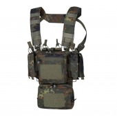 Kamizelka Training Mini Rig Helikon - Flecktarn