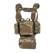 Kamizelka Training Mini Rig Helikon - MultiCam