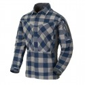 Koszula Helikon-Tex MBDU Flannel - Slate Blue Checkered