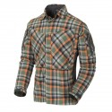 Koszula Helikon-Tex MBDU Flannel - Timber Olive Plaid