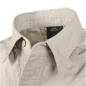 Koszula Taktyczna Defender MK2 (krótki rękaw) beżowa-khaki