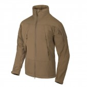 Kurtka Helikon BLIZZARD StormStretch - Mud Brown