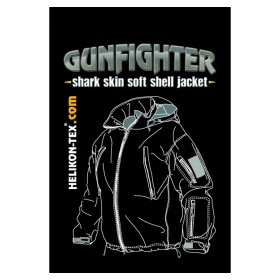Kurtka Windblocker Gunfighter Czarny