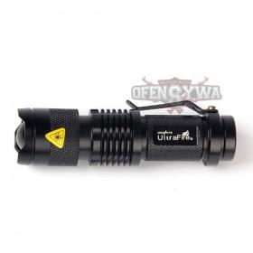 Latarka EDC Ultrafire Q5 - czarny