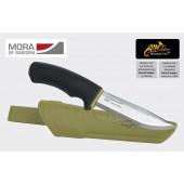 Nóż Morakniv® Bushcraft Forest - Oliv