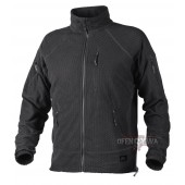 Bluza ALPHA TACTICAL Grid Fleece Czarny