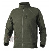 Bluza ALPHA TACTICAL Grid Fleece Olive Green