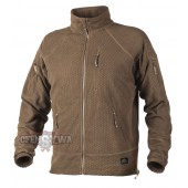 Bluza Helikon Alpha Tactical Grid Fleece- Coyote