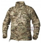 Bluza ALPHA TACTICAL Grid Fleece- CamoGrom