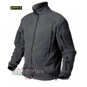 POLAR Liberty FLEECE JACKET - Shadow Grey (odcień szarego) +komin gratis