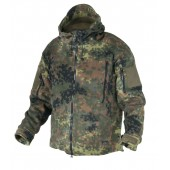 Polar Patriot Helikon Fleece Jacket- Flecktarn 390 g