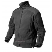 POLAR Liberty FLEECE JACKET - czarny 390 g + komin gratis