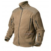 Polar Liberty Helikon Fleece Jacket- Coyote 390 g