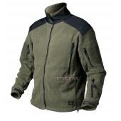 Polar Liberty Helikon Fleece Jacket- Olive Green 390 g