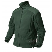 Polar Liberty Helikon Fleece Jacket- Jungle Green 390 g