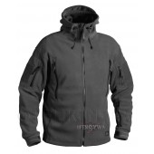Polar Patriot Helikon Fleece Jacket- Czarny 390 g