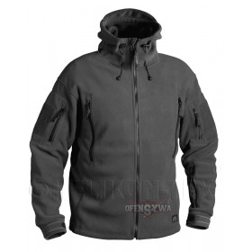 Polar Patriot Helikon Fleece Jacket- Czarny 390 g + komin