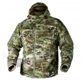 Polar Patriot Helikon Fleece Jacket- CamoGrom 390 g