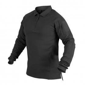 Koszula taktyczna Helikon Polo RANGE - Czarna