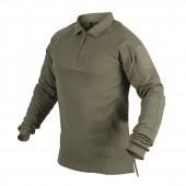 Koszula taktyczna Helikon Polo RANGE - Adaptive Green