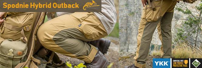 Spodnie Helikon Hybrid Outback