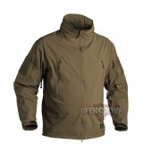 Kurtka Helikon SoftShell Jacket Trooper Mud Brown