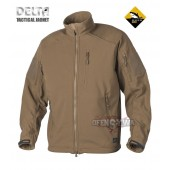 Kurtka SoftShell Delta Tactical Helikon - coyote