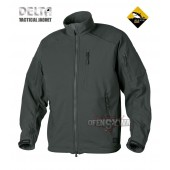 Kurtka SoftShell Delta Tactical Helikon - Jungle Green