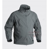 Kurtka Helikon SoftShell Jacket Trooper Alpha Green