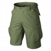 Krótkie spodnie Helikon  BDU Olive Green