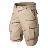 Krótkie spodnie Helikon  BDU 3 colors desert us