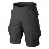 Krótkie spodnie Helikon  BDU czarny