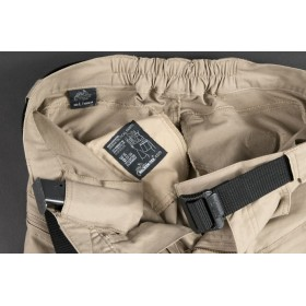 Spodnie UTP, UTL - PolyCotton Canvas- Beż-Khaki - grubsze + pasek gratis