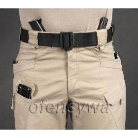 Spodnie Helikon UTP, UTL - PolyCotton- Beż-Khaki - grubsze +pas