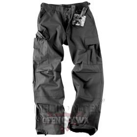 Spodnie BDU Helikon Twill > Czarny -grubsze