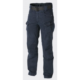 Spodnie UTP,UTL Urban Tactical Pants Denim - Blue grubsze