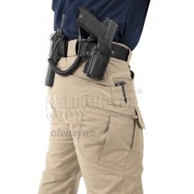 Spodnie UTP,UTL Urban Tactical Pants RipStop czarny + pasek gratis