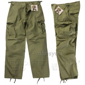 BDU Helikon Rip-Stop 60/40 US Army - Olive