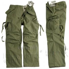 Spodnie wojskowe M-65 Helikon-Olive + T-shirt