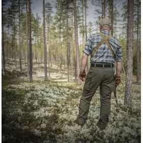 Szelki do spodni Helikon FORESTER - Czarny