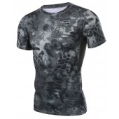 T-shirt termoaktywny quick-drying - Snake Typhon