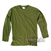 T-shirt JHK długi rękaw -oliv