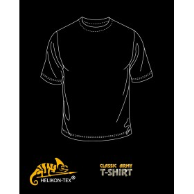 T-Shirt Tactical Helikon-TopCool-czarny