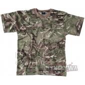 T-shirt MP camo